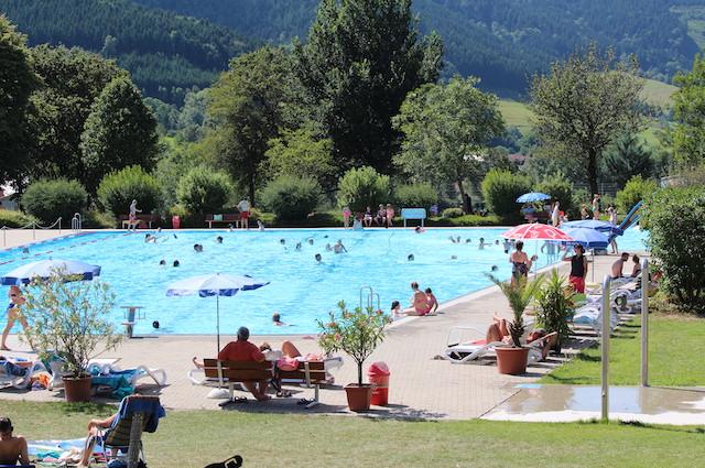 Simonswald Schwimmbad
